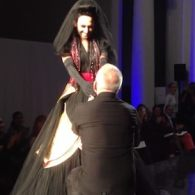 Conchita Wurst Struts Down Runway for Gaultier: VIDEO