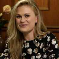 Anna Paquin Teaches Larry King A Thing Or Two About Bisexuality During Awkward Interview