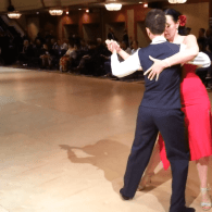 Same-Sex Ballroom Dancing At The Gay Games: VIDEO