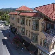 Drone Captures Aftermath Of Napa's 6.0 Earthquake: VIDEO