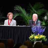 Jimmy Carter: 'I Never Knew of Any Word or Action of Jesus Christ That Discriminated Against Anyone' – VIDEO