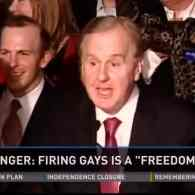 Rep. Robert Pittenger (R-NC) Says Firing Gay People Is a 'Freedom We Enjoy' – VIDEO