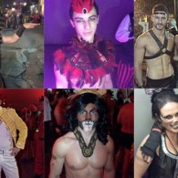 150 Photos from Halloween New Orleans, the Largest, Sexiest Gay Costume Bash in the U.S.A.