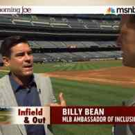Thomas Roberts Talks To Gay Former MLB Player Billy Bean About His Return to Baseball: VIDEO