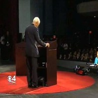 'Extremely Peculiar Situation' Delays Florida Gubernatorial Debate: VIDEO