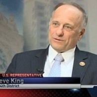 Rep. Steve King Doesn't Expect to Meet Gays In the Afterlife, Should He Make It to Heaven: VIDEO