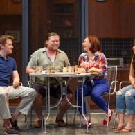 Straight Couples Adrift on Fire Island in Terrence McNally's 'Lips Together, Teeth Apart': REVIEW