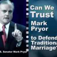 NOM Targets Arkansas Senator Mark Pryor in New Ad: VIDEO