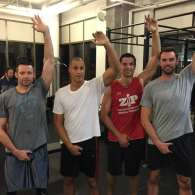 Hugh Jackman Feels His Nuts For Charity: PHOTO