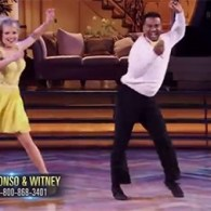 Carlton Does The Carlton Dance On 'Dancing With The Stars' And It Kills: VIDEO