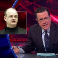 Stephen Colbert Takes a Hilarious Look at Demon Obsessed, Anti-gay Buffoon Gordon Klingenschmitt: VIDEO