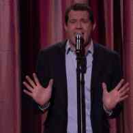 Billy Eichner Sings His 'Glitter and Ribs' Taylor Swift Parody Song on 'Conan' – VIDEO