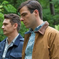 LOOK: New Photos Of Zachary Quinto and James Franco In 'Michael'