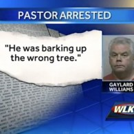 Indiana Anti-Gay Church Pastor Accused of Grabbing Man's Genitals, Soliciting Oral Sex: VIDEO