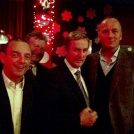 Irish Prime Minister Visits Gay Bar For LGBT Christmas Party