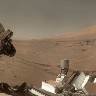 Mars Rover's Major Discovery: 'Great Lake' On Red Planet