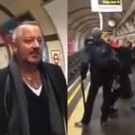 Erasure Song Inspires London Tube Sing-Along: VIDEO