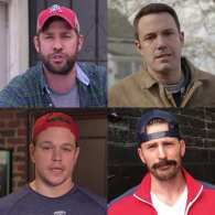 Ben Affleck, Matt Damon, Chris Evans and Others Claim Responsibility for 'Deflategate': VIDEO