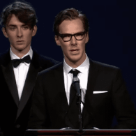 Benedict Cumberbatch Gives Impassioned Speech on 'Gay Icon' Alan Turing at Film Festival: VIDEO