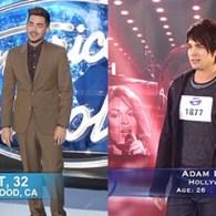 Adam Lambert Recreates His 'American Idol' Audition, Announces New Album: VIDEO