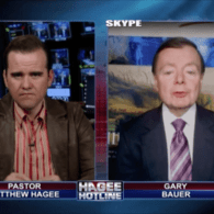 Gary Bauer Thinks Martin Luther King, Jr. Would be 'Mortified' by Gay Rights: VIDEO