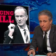 Jon Stewart Points Out The Preposterous Debate Over Bill O'Reilly's 'Zones of Embellishment' – VIDEO