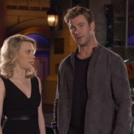 Kate McKinnon Drools Over Chris Hemsworth, Attempts A 'Dirty Dancing' Lift In SNL Promo: VIDEO
