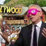 Andy Cohen Takes Anderson Cooper on a Blindfolded Journey to Dollywood and Other Exotic Locales – VIDEO