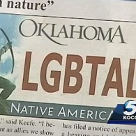 Oklahoma Told a Straight Doctor This Pro-Gay License Plate Request Was Too Sexual: VIDEO