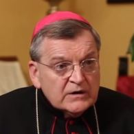 Cardinal Raymond Burke Compares Murder To 'Evil' Homosexuality: VIDEO