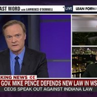 George Takei And Stuart Milk Attack Indiana's Anti-Gay Law In 'Last Word' Interview: VIDEO