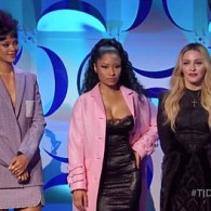 18 Music Celebs Line Up for Bizarre #TIDALforALL Press Conference: VIDEO