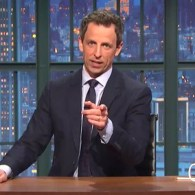 Seth Meyers Has a Couple Things to Say About Indiana Governor Mike Pence: VIDEO