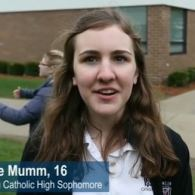 Des Moines Catholic Students Stage Walkout Over Discrimination Against Gay Teacher: VIDEO