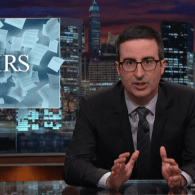John Oliver Audits the IRS, Calls It the 'Anus' of the American Government: VIDEO