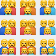 Latest Apple iOS Update Includes Even More Gay Family Emojis
