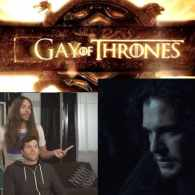 This Week's 'Gay of Thrones' RECAP Dishes on the Hissing of Slaves, the Hotness of Jon Snow: VIDEO