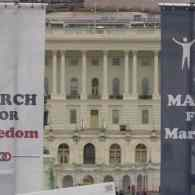 WATCH LIVE: NOM's 'March for Marriage' Hate Rally in Washington D.C.