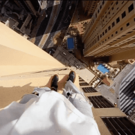 WATCH: Insane Parkour Jump on Building's Edge Will Leave Your Stomach In Somersaults