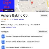 Anti-gay Irish Bakery's Google Profile Displays Image Reading 'Keep Calm And Kill Faggots'