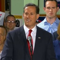 WATCH LIVE: Rick Santorum Announces His 2016 Presidential Bid