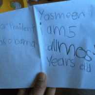 President Obama 'Couldn't Agree More' with Young Girl's Letter Asking for Marriage Equality