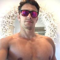 James Franco is Doing Some Shirtless Musical Writing in the Hamptons: VIDEO