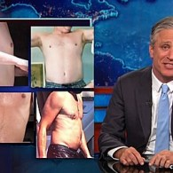 Jon Stewart Digs Into The 'Dad Bod' Trend: VIDEO