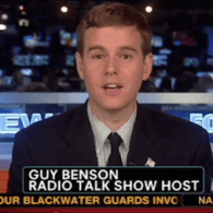 Bryan Fischer Calls For the Firing Of 'Dangerous' Gay Conservative Guy Benson: VIDEO