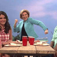 Hillary Clinton Is Ready to Earn Your Vote This Summer in Hilarious SNL Cold Open: VIDEO