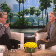 WATCH: Tyler Oakley and Ellen DeGeneres Gush in Adorable First Meet