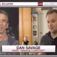 Dan Savage Calls Out Duggar Clan's 'Staggering' Hypocrisy on Family Values in Wake of Molestation Allegations: VIDEO