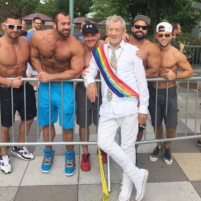 Straight Men Gay