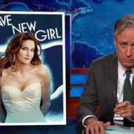 Jon Stewart Skewers Media Portrayal of Caitlyn Jenner: VIDEO